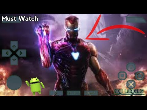 NOW!! Download Best Iron Man Game For Android  |Must Watch| By Gaming Spell