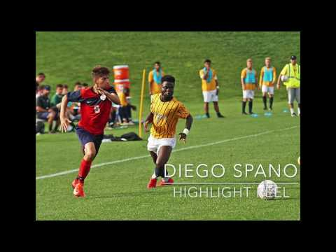 Diego Spano Highlights 2015/2016