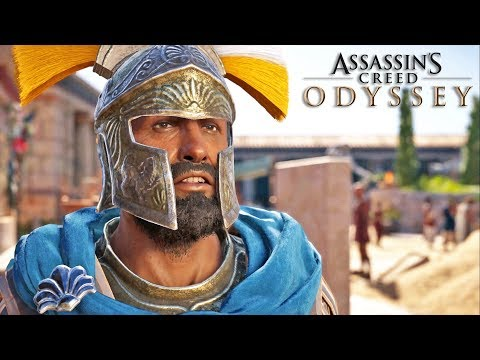 Assassin's Creed Odyssey #18: Os Filhos do Deus da Guerra thumbnail