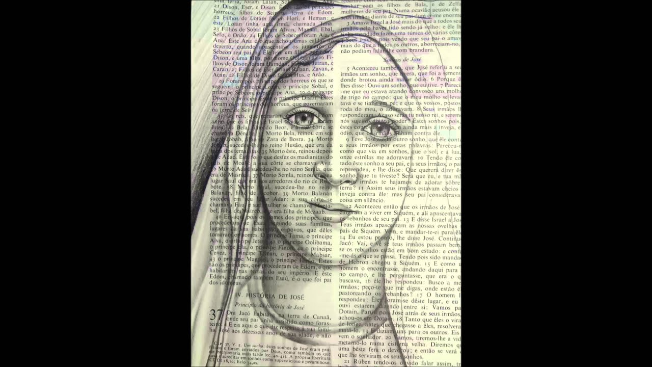 Andre Oliveira Desenhando Nossa Senhora De Fatima Youtube