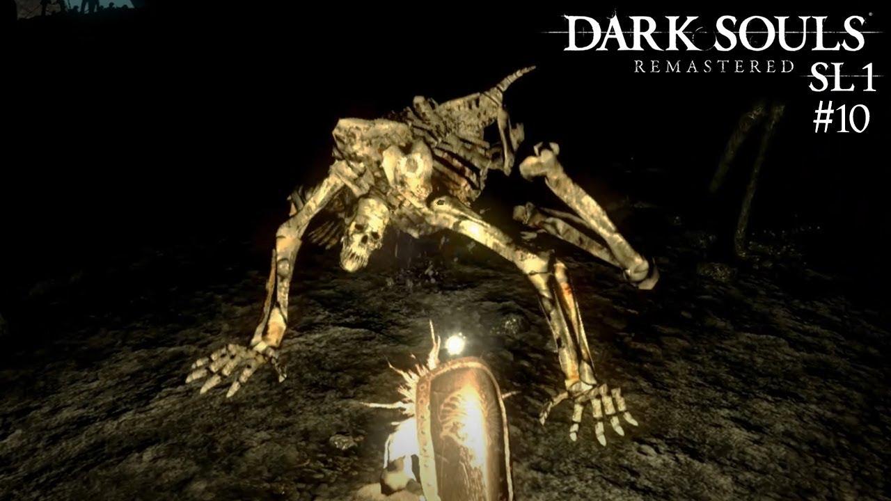 🔥 Katakomben und Tomb of Giants - Dark Souls: Remastered SL1 #10