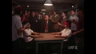 Always Sunny - Frank's Vietnamese Russian Roulette (Deer Hunter)