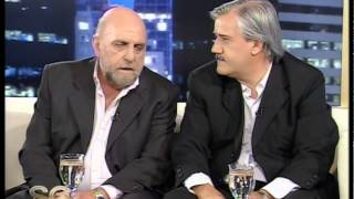 Humor y periodismo con Pagani, Palacios, Recondo y Fabbri - Susana Gimenez 2008