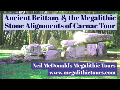 The Stones of Carnac Tour