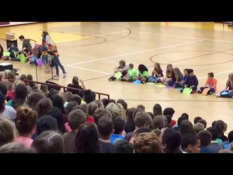 Lake Hamilton Intermediate School Accelerated Reader Awards 2017
