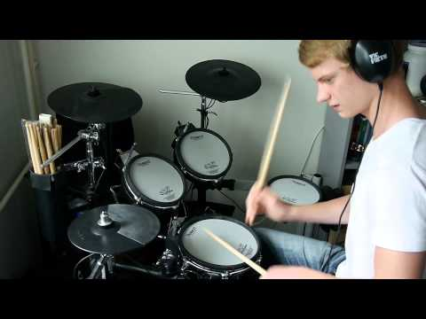 Martin Tungevaag - Wicked Wonderland (Drum Cover)