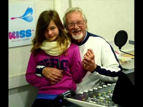 Iga Victoria on Solid Gold Sunday KISS FM