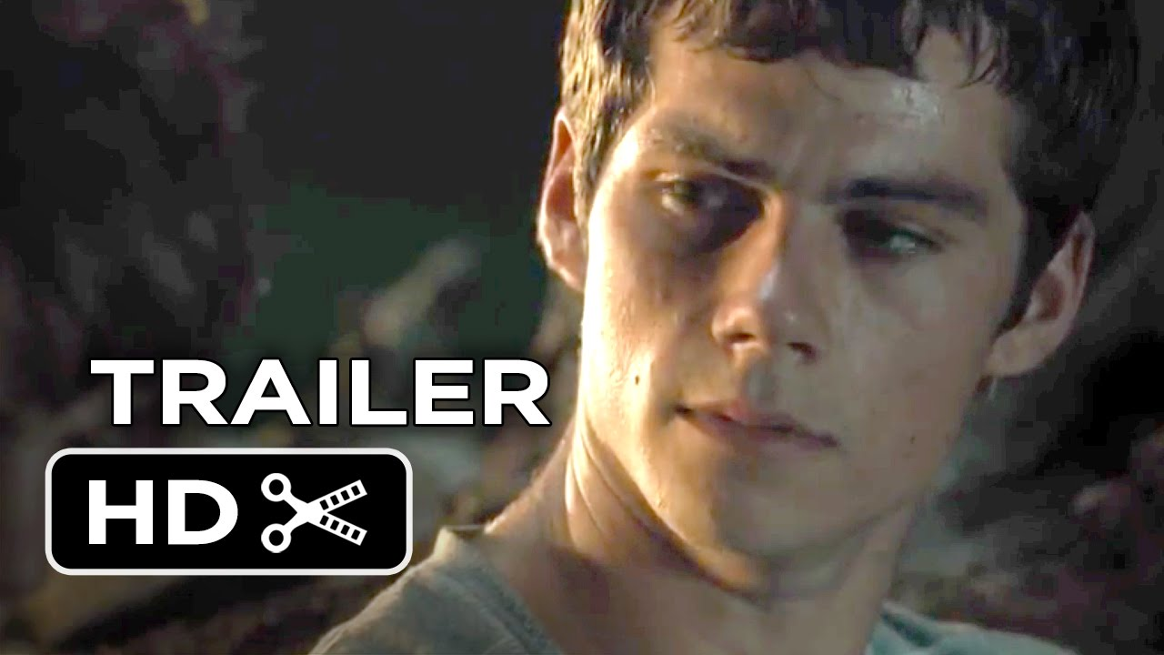 Download The Maze Runner Official Trailer #2 (2014) Dylan O'Brien Dystopian Movie HD