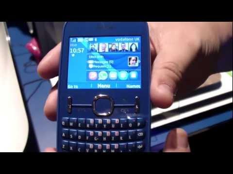 Nokia Asha 201 - hands-on (EN)