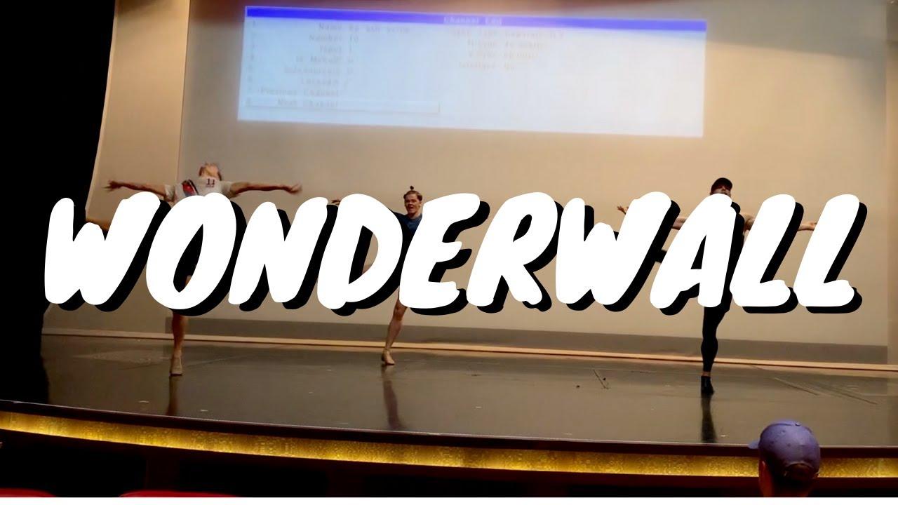 Wonderwall | Paul Anka Cover | Choreography by Ben Strathie