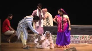 Nautanki 'Boodhi Kaki' by Atul Yadvanshi
