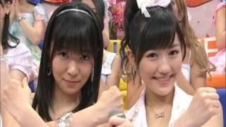 AKB48 指原莉乃と渡辺麻友が篠田麻里子をベタ褒め.