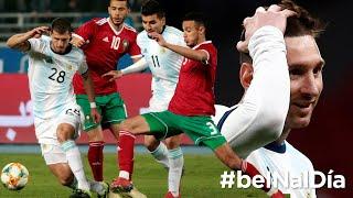 beIN al Día: La ausencia de Lionel Messi