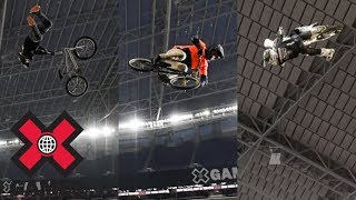 Top 3 BMX Big Air runs from Minneapolis 2018 | X Games | ESPN