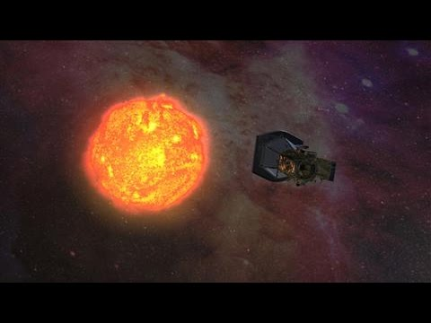 NASA Spacecraft to Fly Into the Sun