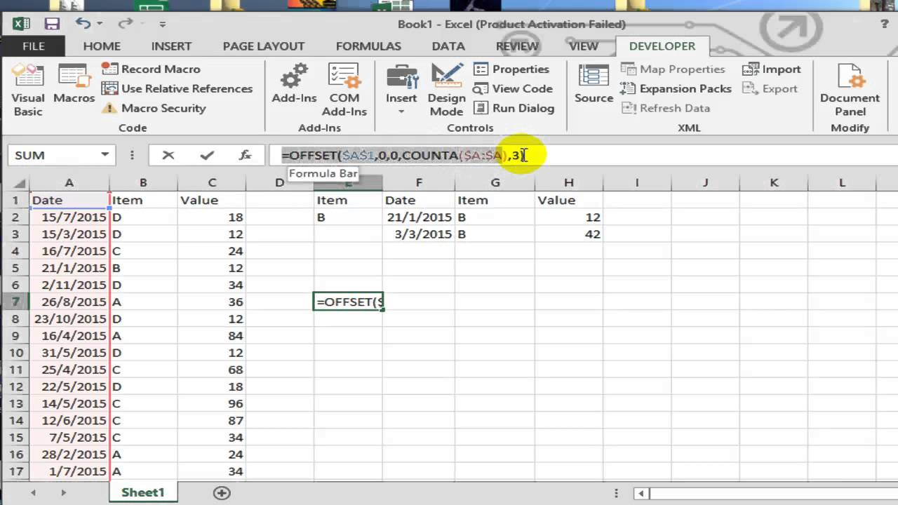 excel vba name variable range define variables in vba declare and assign them expressionsvba