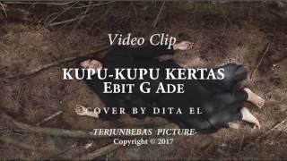Gambar cover KUPU KUPU KERTAS Cover By Dita EL