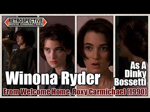 Winona Ryder As A Dinky Bossetti From Welcome Home, Roxy Carmichael (1990)