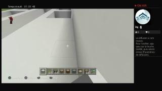Minecraft  tuto   Ville  sure PS4