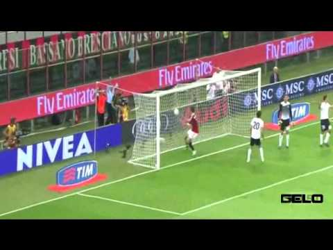 Zlatan Ibrahimovic ● All 56 Goals in AC Milan ● Gelo Production HD
