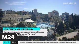 Фото Цены взлетели выше облаков! Путевки на российские курорты резко подорожали - Москва 24