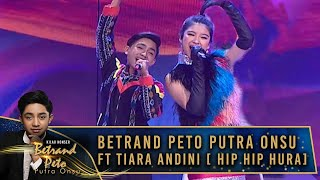 Download lagu Serasi Banget! Tiara Andini Ft Betrand Peto Putra Onsu - Kilau Betrand Peto Putra Onsu (18/9)