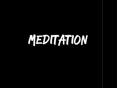Meditation, Even You Should Do It!
