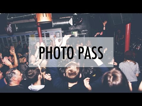 Concert Photography: How To Get A Photo Pass