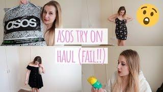 ASOS SIZE 12 TRY ON HAUL (FAIL!!)  |  _MrsTino