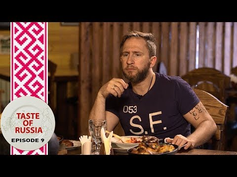 Making 'borsch' Fit For A Tsar & Cossack Fighting 101 - Taste Of Russia Ep.9