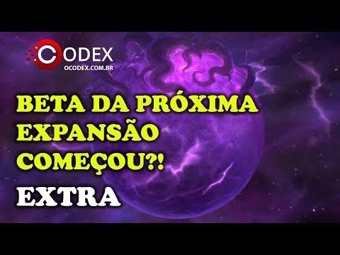 EXTRA - BETA DA PRÓXIMA EXPANSÃO DE WORLD OF WARCRAFT VEM AÍ!