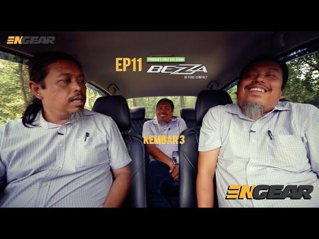Review Perodua Bezza 1.3L Premium X - Kembar 3 - ENGEAR 2017