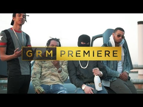 D-Block Europe (Young Adz x Dirtbike LB x KB) - Traphouse | GRM Daily