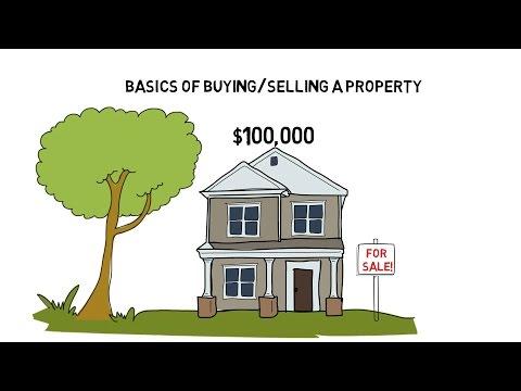 Basics of Buying & Selling a Property