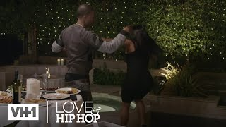 Ray J Pushes Princess in the Pool Love Hip Hop Hollywood TBT