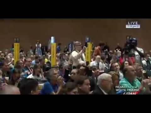 Gary Johnson WINS Libertarian Party Presidential Nomination FULL Speech