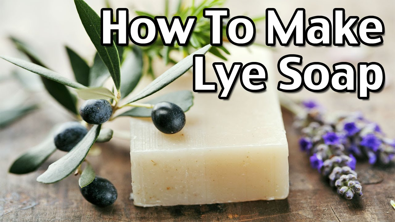 Best Homemade Soap Recipe to Soothe Dry Skin | Empress of Dirt