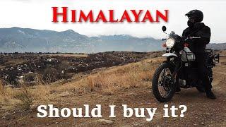 Should I Buy A Royal Enfield Himalayan?