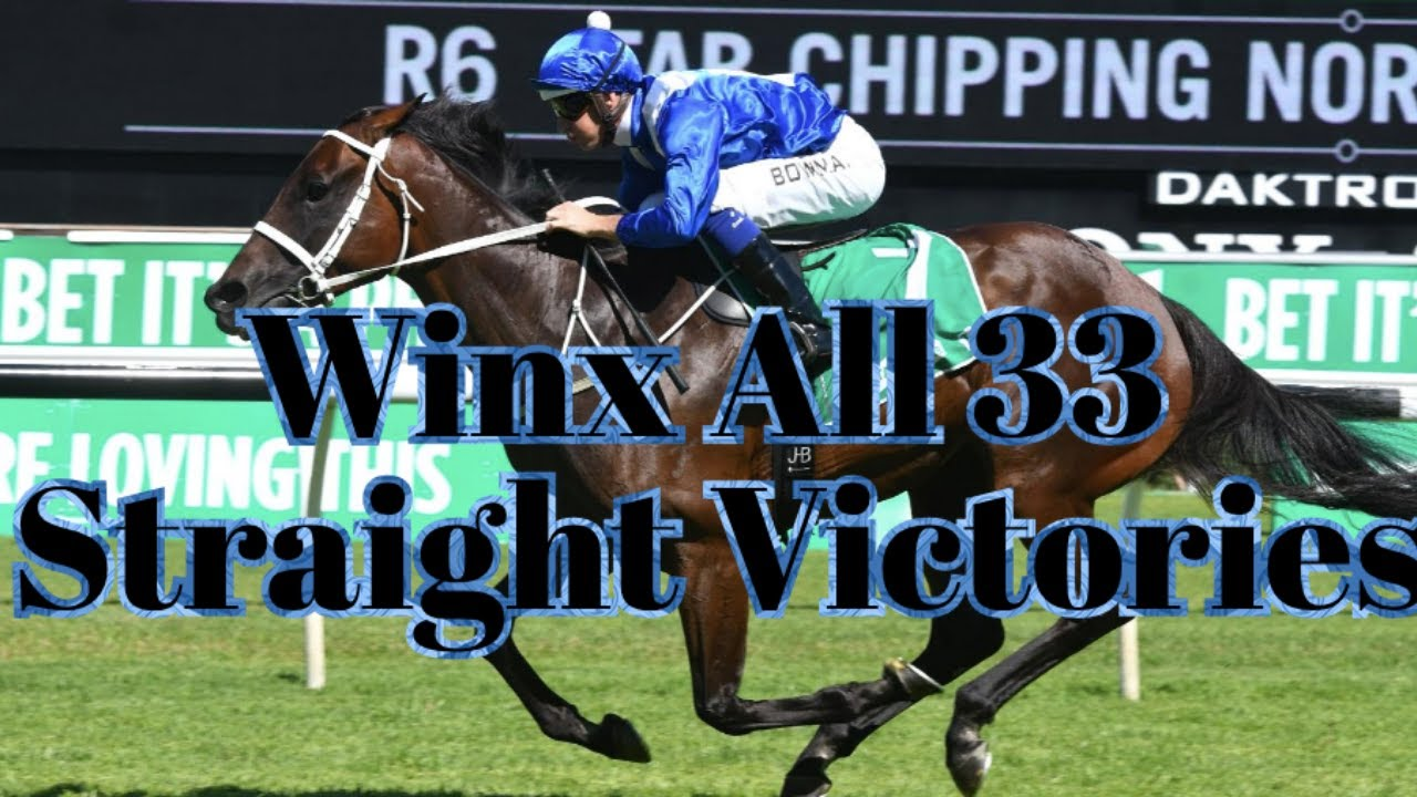 Download Winx all 33 straight wins