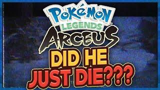 Live Reaction to the STRANGEST TRAILER EVER - Pokémon Legends Arceus New Trailer Reaction!