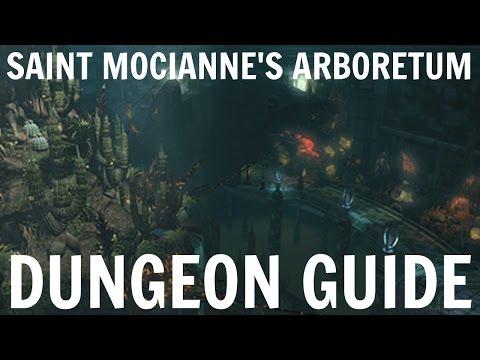 FFXIV Guide of Patch 3 1 New Dungeon: Saint Mocianne's Arboretum
