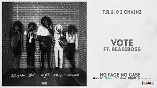 Gambar cover Skooly & Worl - Vote Ft. Bear1boss (No Face No Case)