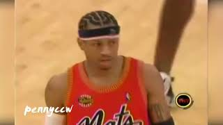 hot sales 3686f e324a Allen Iverson 29pts vs Stephon Marbury the Knicks 04 05 NBA  AI threw the