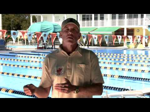 Swimming Training Program - Secret Tip - How to Pull Underwater in Freestyle swimming