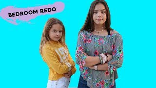 PRETEEN BEDROOM REDO ( MINI ROOM TOUR 👍😉🛌) #336