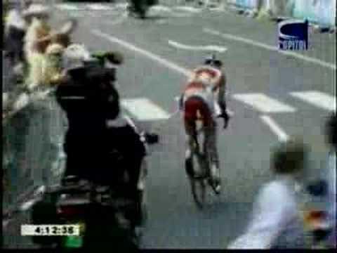 Mauricio Soler Victoria en Tour de Francia 2007