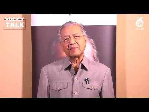 Saya dah tau dah apa nak buat bila jadi PM - Tun Mahathir