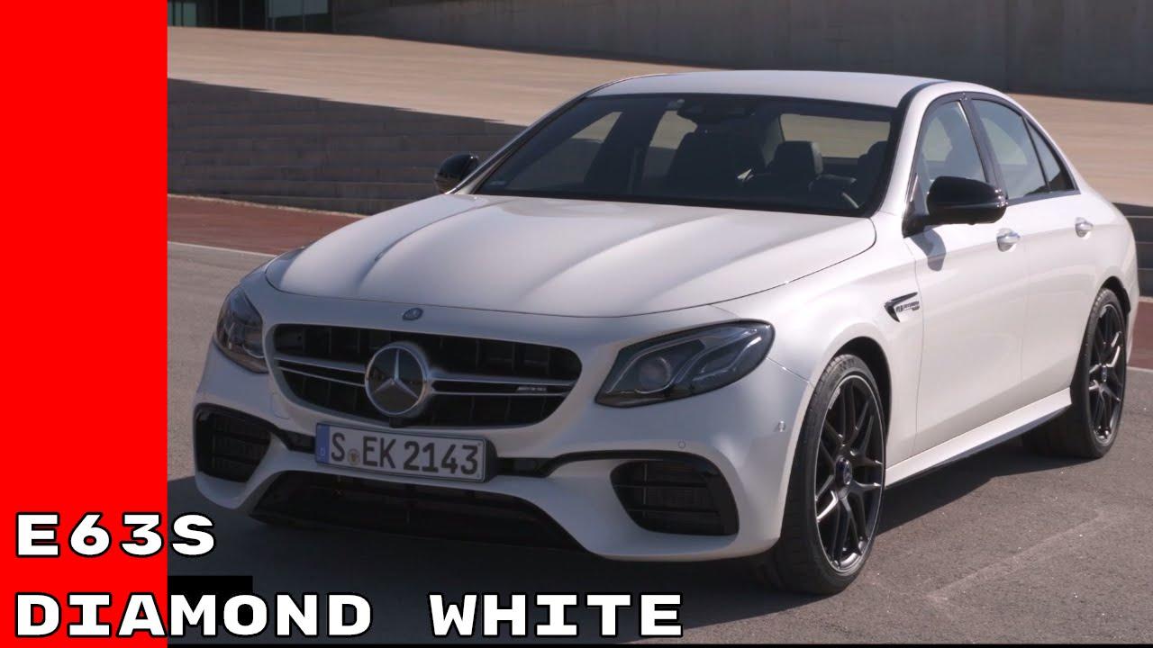 Mercedes 2017 S Class White