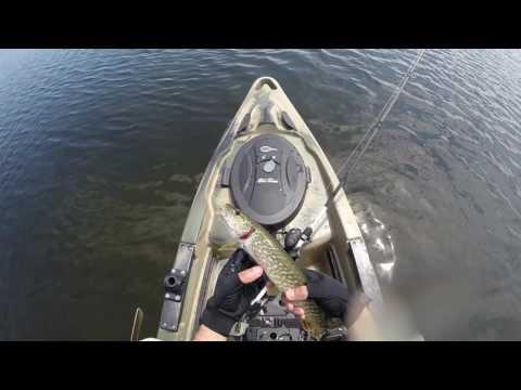 Kayak Fishing - Mountsberg Reservoir II