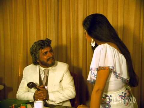Kader Khan and Sridevi in one of the most...